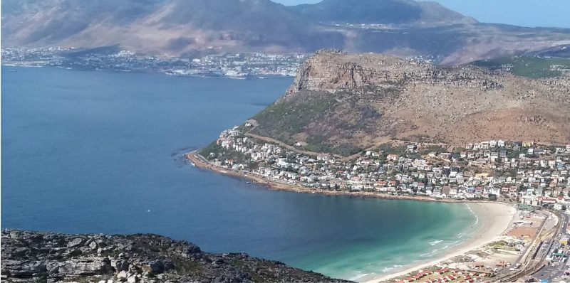 Fish Hoek Beachfront Webcam